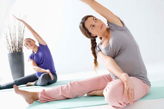 What to Expect From Prenatal Yoga Class