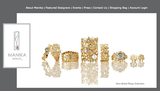 Manika Jewelry Engagement Rings