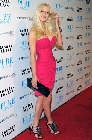 Heidi Montag's Breast Implants Prevent Her From Running