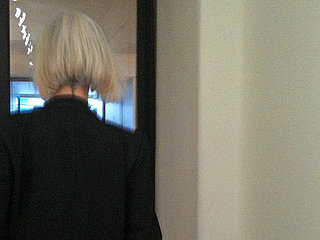 Blond and Gray Hairstyle