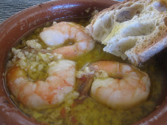 Gambas al Ajillo Recipe