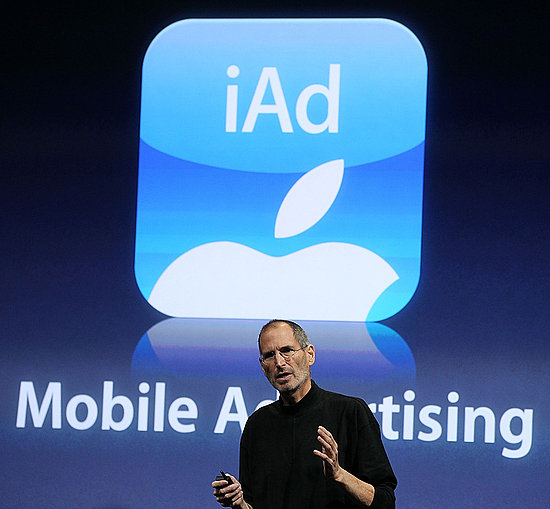 In-App Advertising With iAds for iPhone