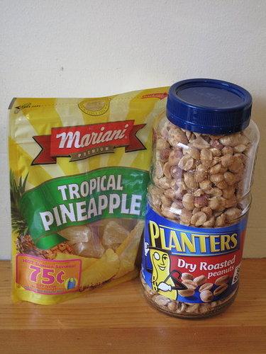 Tiki Snack Mix