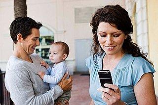 Should Moms Use Foursquare?
