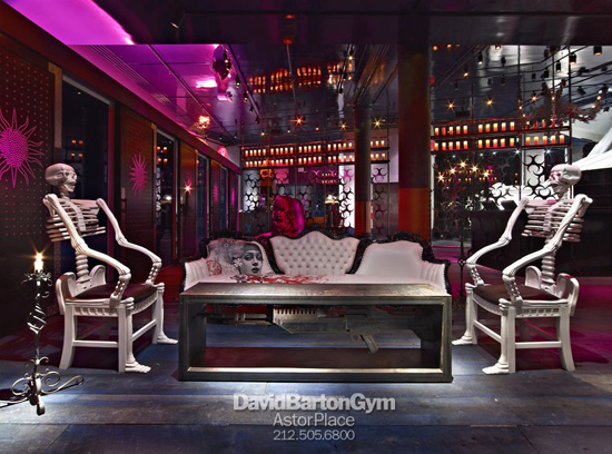 Pictures of David Barton Gym