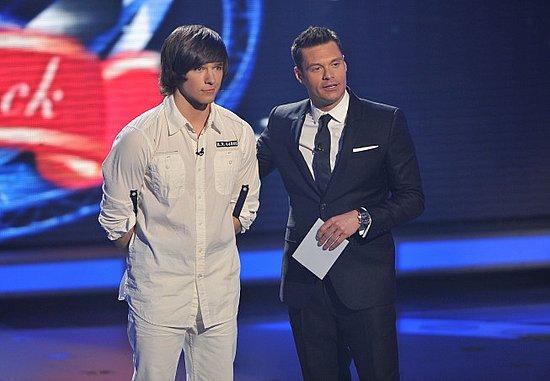 Tim Urban Voted off American Idol