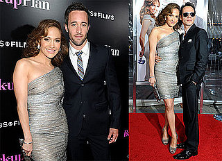 Pictures of Back-Up Plan Premiere