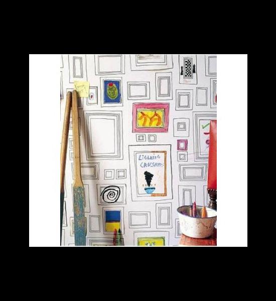 Graham and Brown's Frames Wallpaper