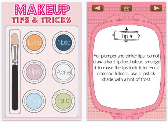 Makeup Tips & Tricks ($0.99)