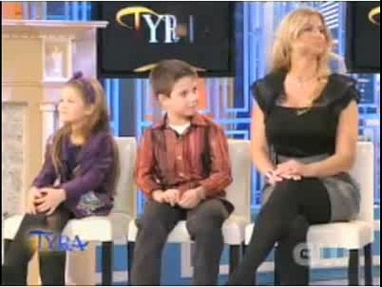 Tyra Show Clip of Parents Who Spend Thousands on Spa Treatments For Kids
