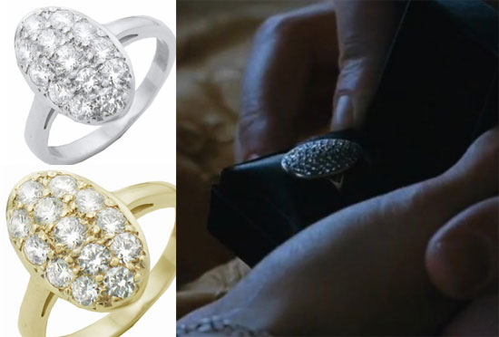 Bella Swan's Engagement Ring For Sale