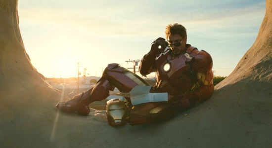 Iron Man 2 Opens at No. 1, Fifth Highest Grossing Opening in History