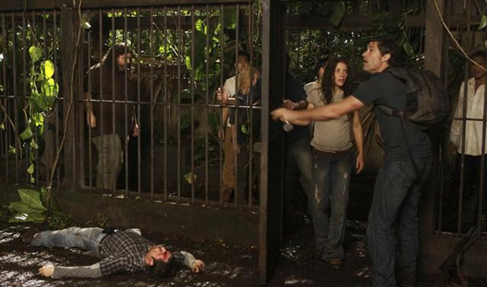 """Recap of Lost Episode """"The Candidate"""""""