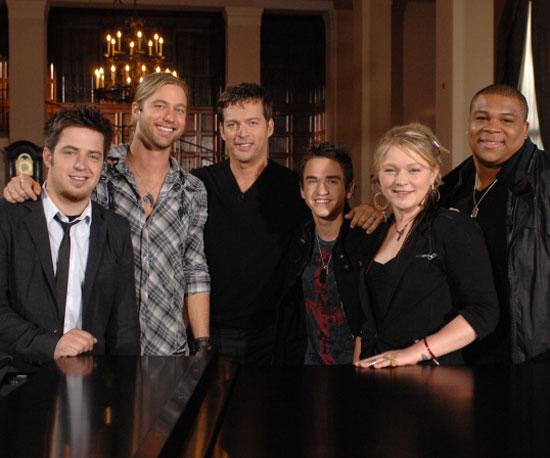 Rate the American Idol Top 5