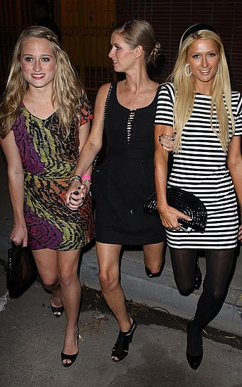 Hilton sisters