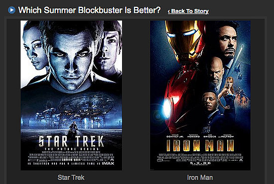 Summer Blockbuster Movie Game