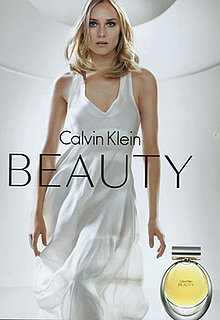 Diane Kruger Named the Face of New Calvin Klein Fragrance