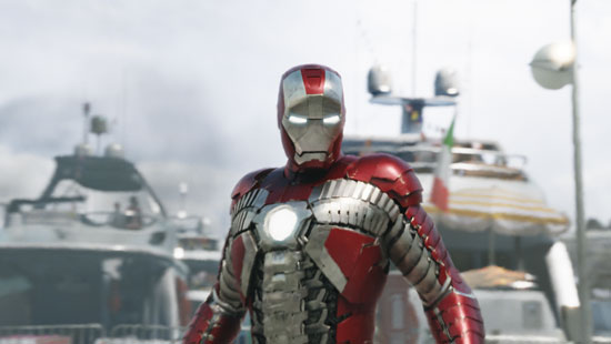 Iron Man 2 Wins the Box Office For the Second Week in a Row