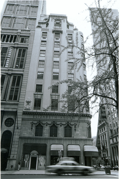 Elizabeth Arden Building on Fifth Avenue