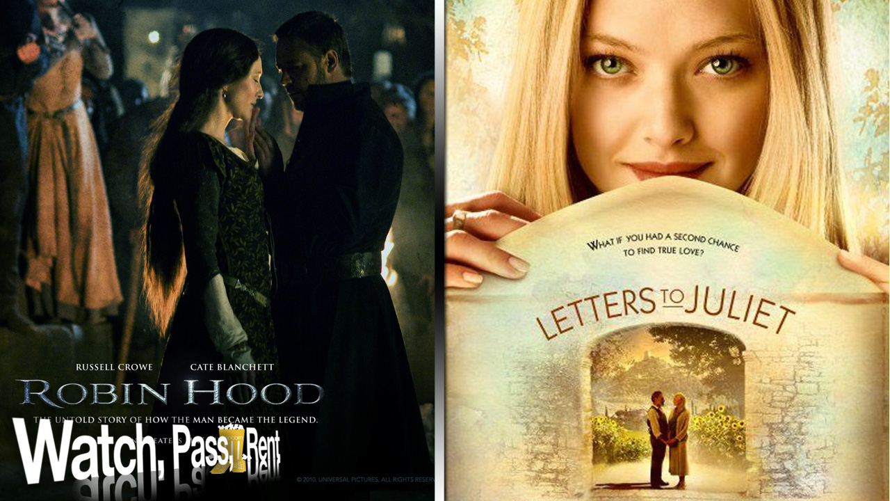 Robin Hood Movie Review and Letters to Juliet Movie Review | POPSUGAR ...