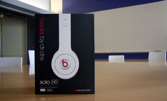 Monster Beats By Dre Solo HD Headphone Review