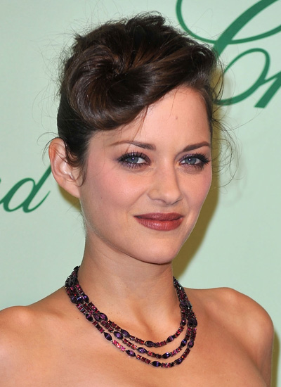 Marion Cotillard at the Chopard 150th Anniversary Party