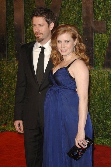 Amy Adams Has Baby Girl