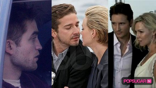 Robert Pattinson Haircut, Carey Mulligan and Shia LaBeouf Kissing, and Peter Facinelli Interview About Breaking Dawn