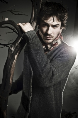 Ian Somerhalder new photoshoot:)