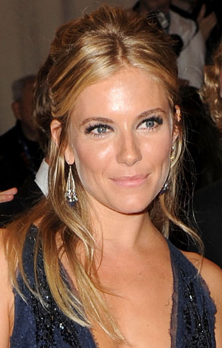 How to Get Sienna Miller's Hair Color