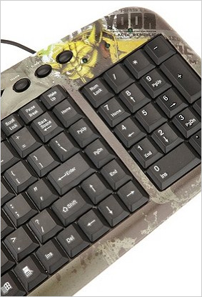 Star Wars Keyboard For PC or Mac