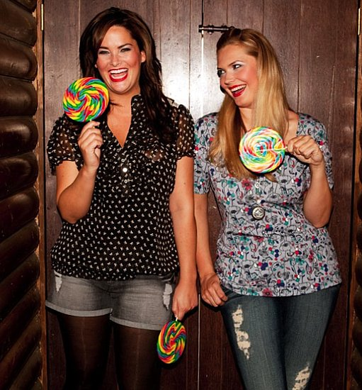 Pictures of Pure Energy for Target Plus-Sized Fall Collection Featuring America's Next Top Model Whitney Thompson