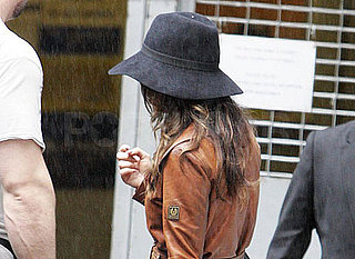 Picture of Celebrity in Hat