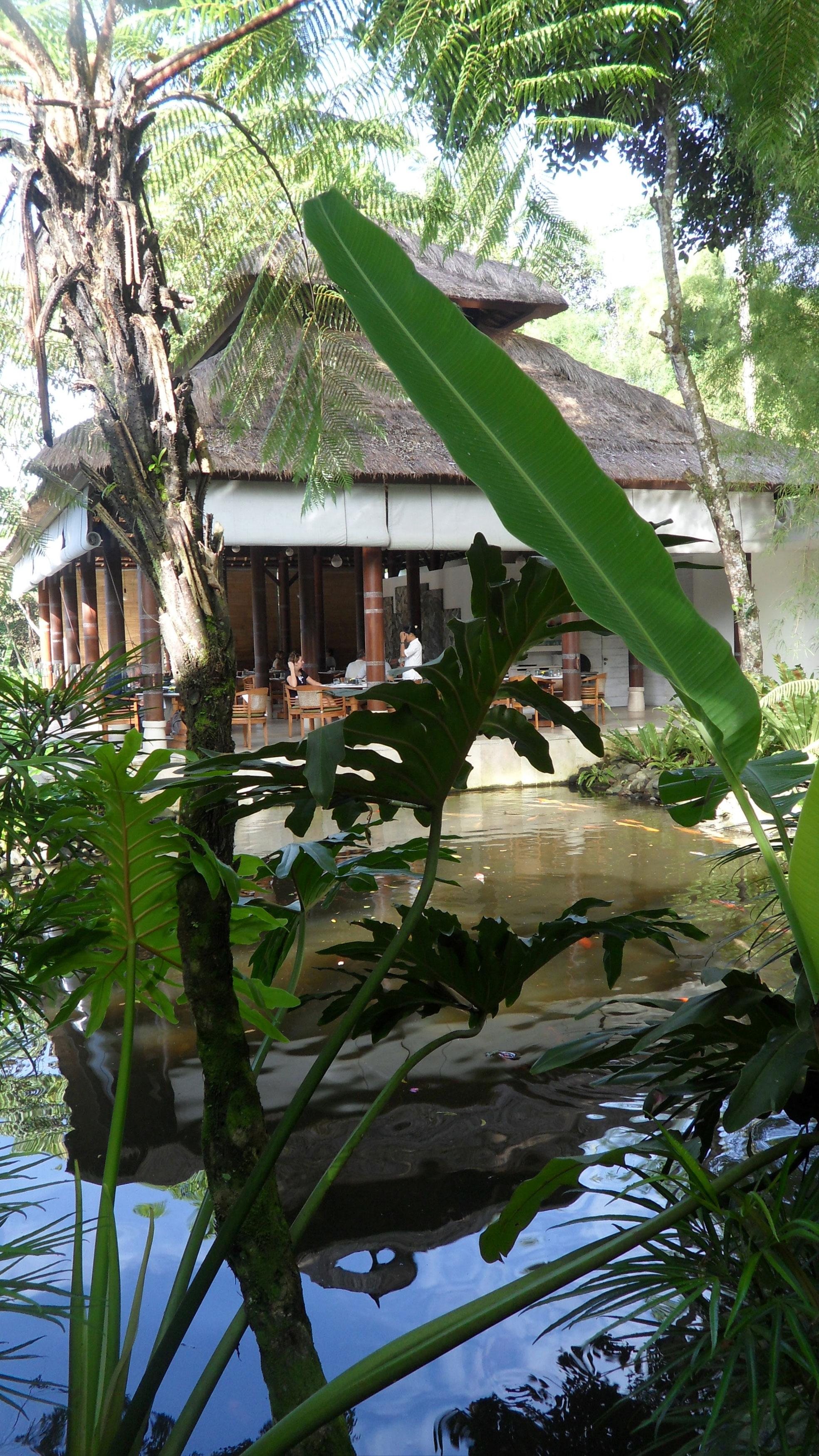 Breakfast at Bali's Kemiri