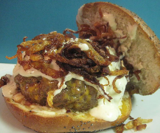 Recipe of the Day: The Schlow Burger