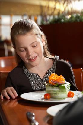 Restaurants and Children's Menus
