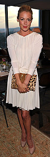 Cat Deeley in White Dress
