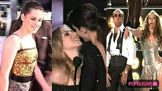 MTV Movie Awards Red Carpet Video, MTV Movie Awards Afterparty Video, Robert Pattinson and Kristen Stewart Kissing 2010-06-07 16:45:14