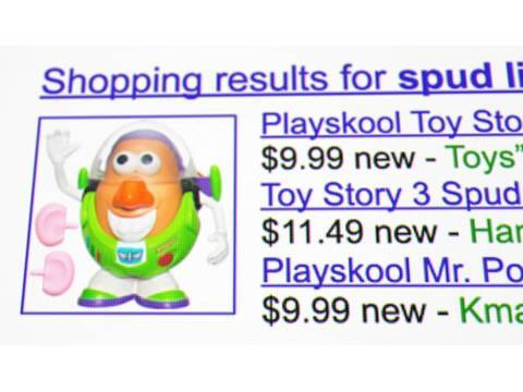 """Google Makes """"Search Stories"""" Ad for Pixar's Toy Story 3"""