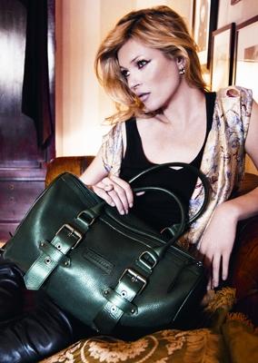 Kate Moss For Longchamp, Fall '10