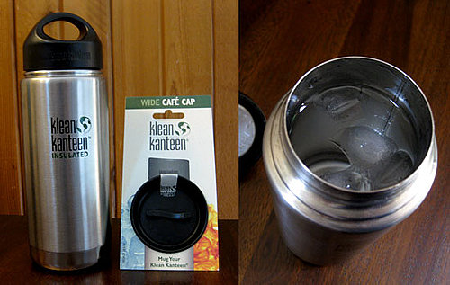 New Klean Kanteen Insulated Bottles Keep Water Cold For 24 hours