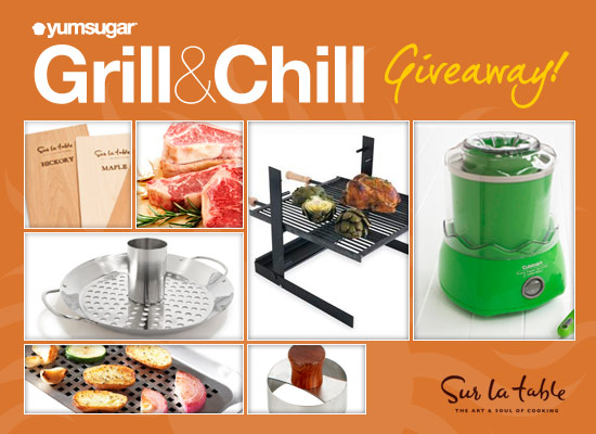 YumSugar Summer Grilling Giveaway