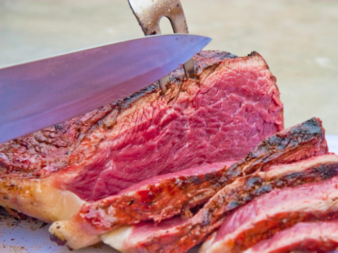 Use lean cuts of meat.