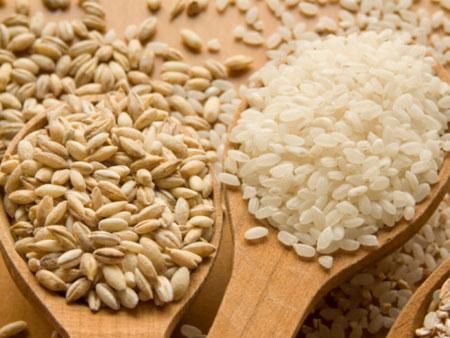 Calories in Whole Grains, 100-Calorie Servings