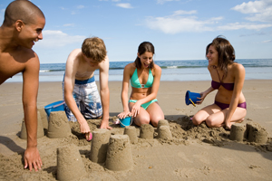 Fitness Activities to Do at the Beach