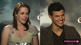 Kristen Stewart Theatre Role and Taylor Lautner Working With Tom Cruise
