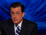 Stephen Colbert Talks The End of Men With Hanna Rosin