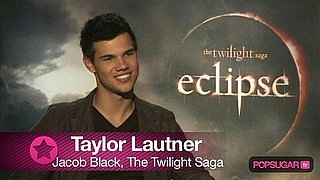 Video of Taylor Lautner For Eclipse