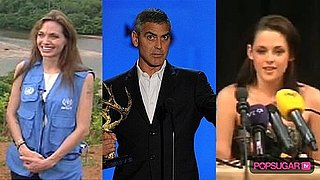 Video of Angelina Jolie in Ecuador, Video of George Clooney Acceptance Speech, and Video of Kristen Stewart in Sweden 2010-06-21 13:39:20