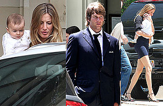 Pictures of Tom and Gisele